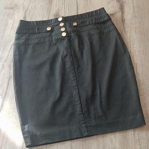 Body by Victoria black skirt